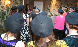 Hen Party, H&S style..