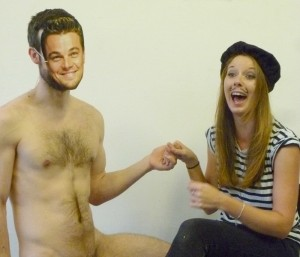 Hen Party Life Drawing with Leonardo DiCaprio!