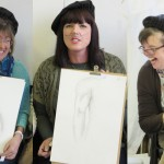 Hen Party Life Drawing!