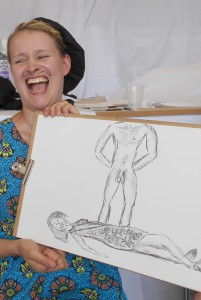 Hen & Stag Life Drawing Co.