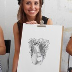 Hen Do Life Drawing Event