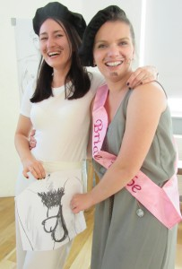 Laugh whilst you learn. A hen party classic activity!